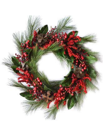 christmas wreath christmas garland david jones