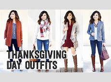 Thanksgiving Day Outfit Ideas Fall Style Fashion