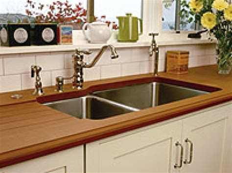 Choosing Kitchen Countertops by Choose Countertops With Confidence Hgtv