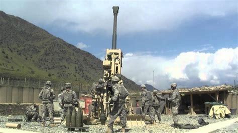 M777 Howitzer Firing Bravo Battery 3-321 HD Video 9 - YouTube