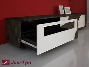 Tv Sideboard Weiß : design tv lowboard sideboard elara hochglanz weiss ~ Markanthonyermac.com Haus und Dekorationen