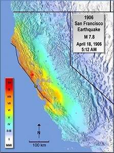 Mercalli Scale Measures Intensity