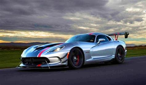 2018 Dodge Viper Acr Review And Price In Pakistan Dodge