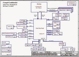 Toshiba T210 Schematic