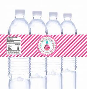 personalised kids birthday party parties diy water bottle With cheap waterproof water bottle labels