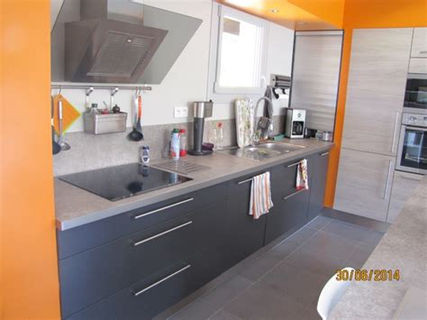 cuisine schmidt perpignan cuisine taupe et bois stunning astucieux cuisine moderne