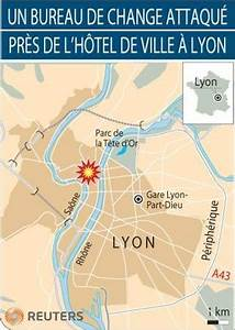 Attaque Main Arme D39un Bureau De Change Lyon L39Express