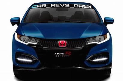 Honda Civic Type Usa Renderings Daily Revs