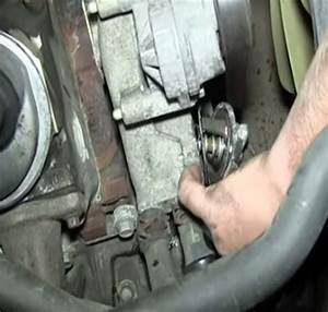 Service Manual  How To Replace Thermostat On A 1999 Chevrolet Silverado