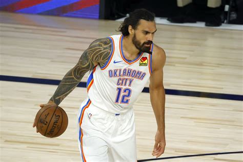 Steven Adams on the move from OKC to New Orleans - Cardiac ...