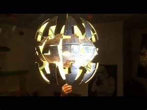 Todesstern Lampe Ikea : todesstern ikea lampe im kinderzimmer im einsatz youtube ~ A.2002-acura-tl-radio.info Haus und Dekorationen