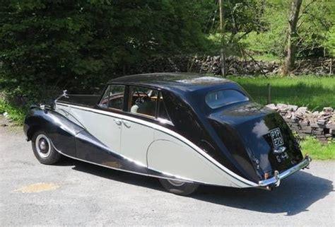 1954 Bentley R Type Automatic Hooper 'empress