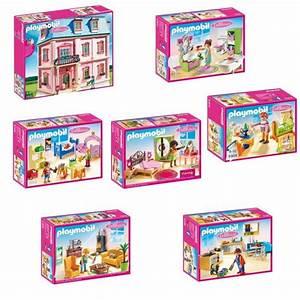 Accessoire Maison Pas Cher : playmobil pack maison traditionnelle complet achat vente univers miniature les soldes sur ~ Preciouscoupons.com Idées de Décoration