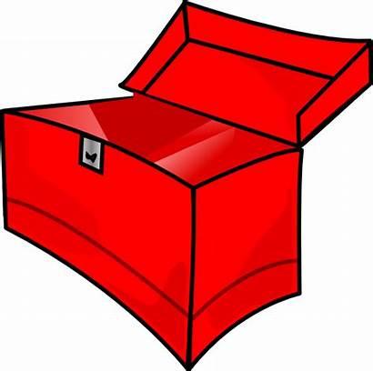 Empty Toolbox Clip Clipart Clker Royalty Hi