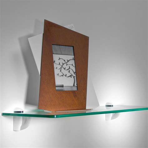 mensole in vetro temperato set 5 mensole in vetro trasparente temperato 60 cm linea