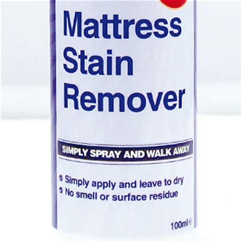 mattress stain remover mattress stain remover organic cleaner spray 100ml ebay