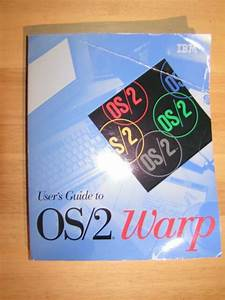 Os  2 Warp V 3 0 Getting Started Guide Manual Very Good