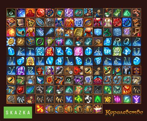 Tokyo Afterschool Summoners Icon Template by Icons For Mmo The Kingdome By Gimaldinov On Deviantart