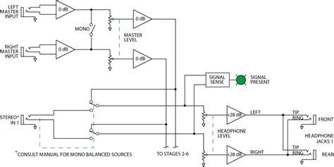 hcs headphone amplifier