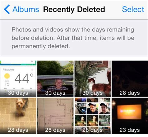 recently deleted photos iphone how to fix apple ios 8 s most annoying features techlicious 2393