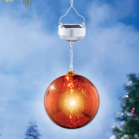 solar lighted hanging ornament  collections  ebay