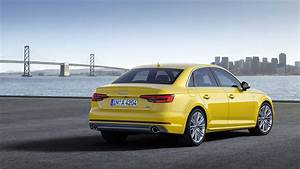 New Audi A4 2015 Official Pics Revealed