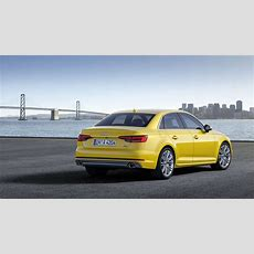 New Audi A4 2015 Official Pics Revealed  Pictures  Auto Express