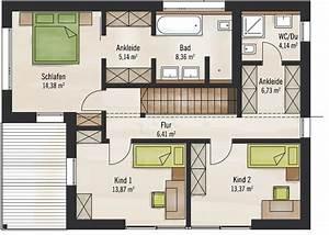 Modernes Haus Grundriss : modernes fertighaus von baufritz haus bauhaus ~ Lizthompson.info Haus und Dekorationen