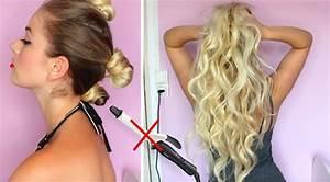 Comment Attacher Ses Cheveux : comment onduler boucler ou friser ses cheveux sans ~ Melissatoandfro.com Idées de Décoration