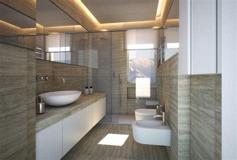 interni bagno bagni rendering realizzazione interni e design