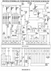 1994 Gmc K2500 Wiring Diagram