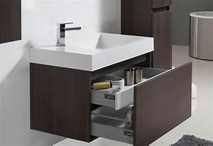 meuble salle de bain ginger 80 collection meuble design With porte de douche coulissante avec meuble salle de bain 80 cm 3 tiroirs