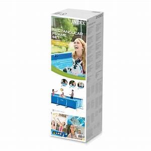 Vordach 300 X 200 : intex zwembad rectangular frame 300 x 200 x 75 cm de boer speelgoed ~ Sanjose-hotels-ca.com Haus und Dekorationen