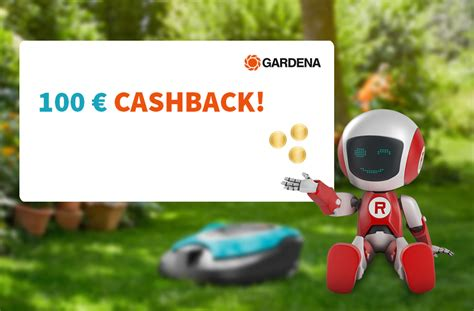 gardena offer   cashback myrobotcenter blog