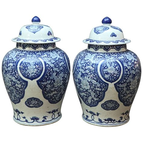 images  chinese ginger jars  pinterest