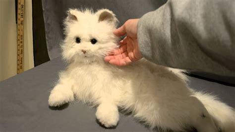 Furreal Friends Lulu The Cuddlin Kitty Cat