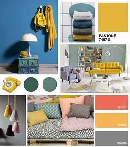 Décoration Salon Jaune Moutarde : inspiration le jaune moutarde dans la d co en 2016 couleur color kids rugs et color trends ~ Melissatoandfro.com Idées de Décoration