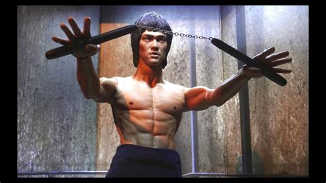 hot toys dx bruce lee enter  dragon  killer