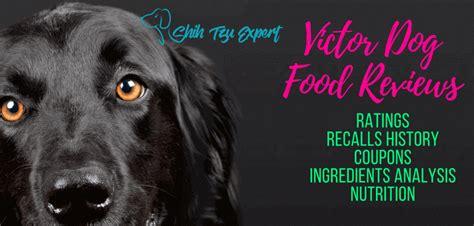 victor dog food reviews ratings recalls coupons
