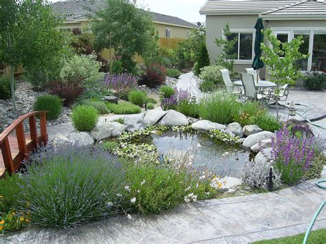 landscape and garden design implications of water