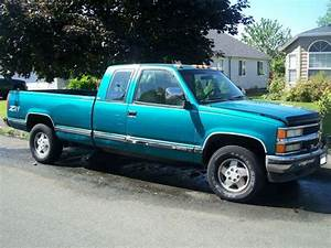 Sell Used 1994 Chevy 1500 Ext Cab Z71 4x4 Long Bed Manual