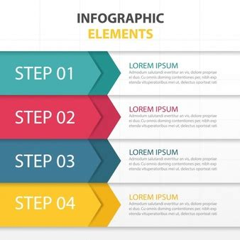 step by step template step vectors photos and psd files free