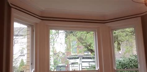 bay window curtain tracks that look great and work even better