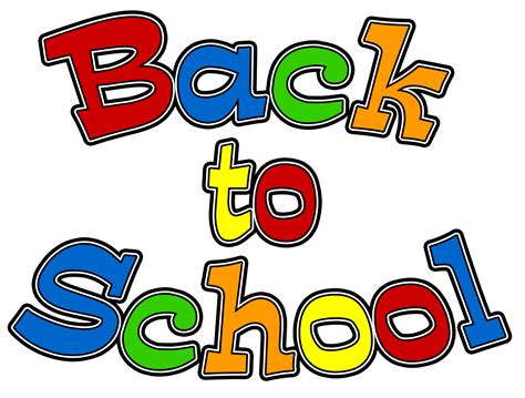 Image result for disney back to school clipart