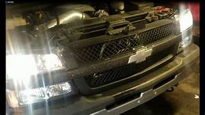 Remove And Replace Headlight Assembly