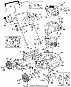 Mtd Mtd Mdl 086r157 Parts Diagram For Parts
