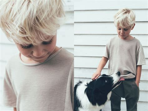 Zara Mode Kinder by Zara Zaraeditorial Capsule Collection Boy