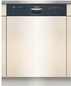 notice bosch fiche technique sgi45m96eu lave vaisselle encastrable