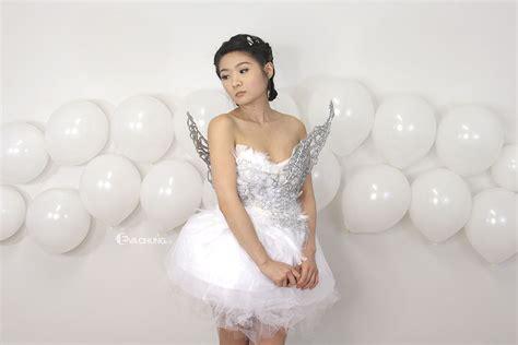 diy hunger games katniss everdeen s wedding dress costume