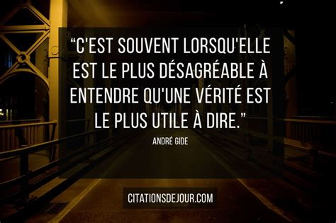 citation andr 233 gide sur la vie citations pinterest